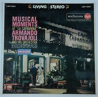 Armando Trovajoli & Miranda Martino-La Capannina/Italy RCA Living Stereo VG+