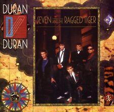 Seven & The Ragged Tiger - Duran Duran (2003, CD NUEVO)