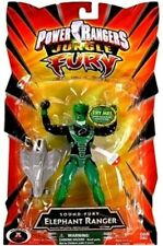 Power Rangers Jungle Fury Sound Fury Elephant Ranger Action Figure