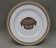Faberge Imperial Egg Collection Renaissance Salad Plate 7 7/8� Sold Individually