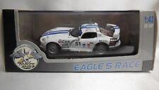 EAGLE'S RACE 1/43 DODGE VIPER GTS-R #51 BELL DUPUY McCARTHY 24H LE MANS 1996