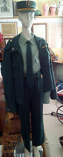 WW2 UNIFORME DIVISA COMPLETA GUARDIA CIVIL SPAGNOLA SPAGNA  u1