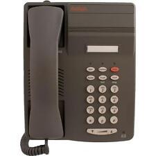 Fully Refurbished Avaya Definity 6402 Single-Line Phone (Grey)