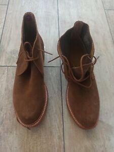 Brand new Mens RALPH LAUREN Polo boots - size uk 9 new