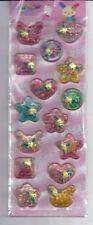 Sanrio Usahana Stickers Puffy Shaker #779