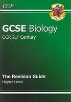 GCSE Biology OCR 21st Century Revision Guide, Richard Parsons | Paperback Book |