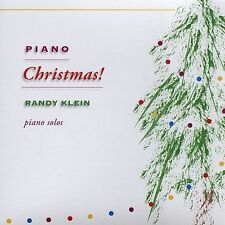 Randy Klein Piano Christmas CD
