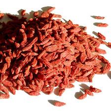 Supreme Chinese Lycium Organic Goji Berry Top Lycii Wolfberry 500g free shipping