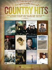 Inspirational Country Hits Sheet Music Piano Vocal Guitar SongBook NEW 000112961