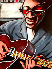 GRANT GREEN PRINT poster jazz grantstand gibson mccarty pickup idle moments cd