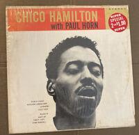 Chico Hamilton - Chico Hamilton With Paul Horn (Vinyl LP 1962)
