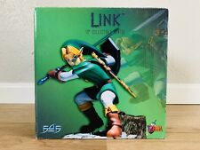 RARE First 4 Figures Zelda Ocarina Of Time Adult Link Green F4F Statue 295/2500!