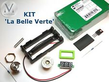 "Kit Box Méca DIY ""La Belle Verte"" Unregulated Box"