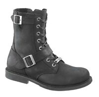 Harley-Davidson® Men's Ranger Tall Black Leather Motorcycle Biker Boots D95264