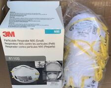 3M8110S N Grade 95 = 5 M*Sks Per Lot = Small Version Of The 3M8210 Exp = 05/2025
