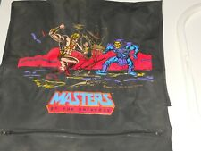 MOTU He-Man Vintage laundry bag 1983. Masters of The Universe