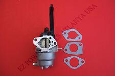 Titan TG7500M TG8000 TG8500M RC TG9000ES Gas Generator Carburetor Manual Type B