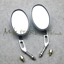 "Motorcycle 7/8"" Bar End Mirrors For Triumph Speedmaster Speed Master Street Bike"