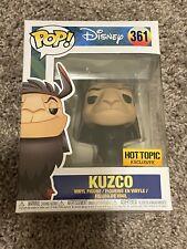 Funko Pop Disney KUZCO LLAMA #361 Hot Topic Exclusive The Emperor's New Groove