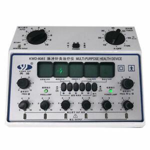 Multi-Purpose Health Device Pulse Acupuncture Treatment Massage Instrument