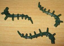 Schlingpflanze Neu Lego 3x Lianen Grünzeug Dunkel Grün