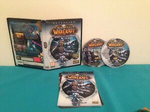 World of Warcraft : Wrath of the lich king PC NO CD-KEY FRENCH PAL