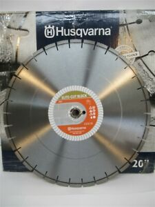 Husqvarna 589518701, 20 in. x .140 in. 1DP Elite-Cut Block Diamond Blade - BLOCK