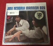"RSD 2018 JIMI HENDRIX 7"" MANNISH BOY/ TRASH MAN SINGLE.  LIMITED AND NUMBERED"