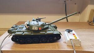 Panzer T62 als Kampfpanzer ausgestattet. EINZELSTÜCK