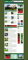GOLFERS AFFILIATE WEBSITE WITH NEW FREE DOMAIN PLUS HOSTING