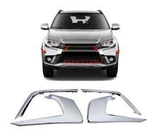 For Mitsubishi Outlander Sport ASX RVR 16-19 Front Bumper Moulding Cover Trim