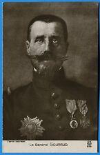 CPA: Le Général GOURAUD / Guerre 14-18