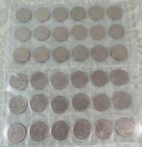 Quarter Dollar USA 36 Coins Special Editions