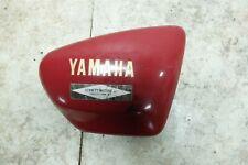 89 Yamaha XV 250 XV250 Virago right side cover panel