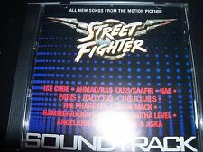 Street Fighter Original Motion Picture Soundtrack CD - Like New