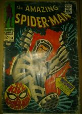 Amazing Spiderman #58, #59 (1963) vol 1 lot