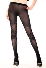 200 Denier Appearance Elegant Patterned  tights