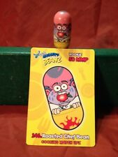2003 Moose Mighty Beanz Series 3 #146 Roasted Chef Bean With Card