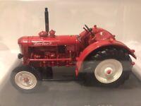 U/H HACHETTE DIECAST 1/43 1962 Zetor Super Tractor
