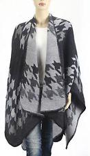 Cappotti e giacche da donna poncho con cerniera