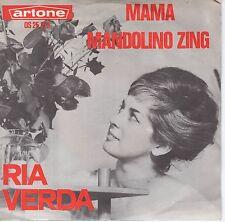 7inch RIA VERDA mama HOLLAND EX 1964  ARTONE
