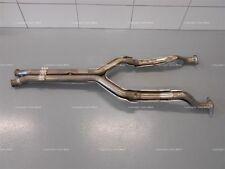 Aston Martin V8 Vantage OEM exhaust pipes endommagé Schalldampfer auspuff