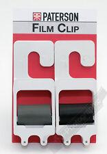 Paterson Photographic Darkroom Film Clip Set (PTP218) Film Hanging Clips
