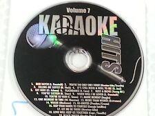 Karaoke Hits Disc Vol. 7 CDG CD+G