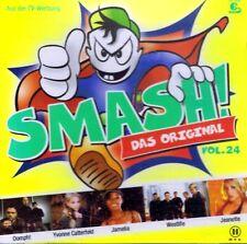 MUSIK-CD NEU/OVP - SMASH - Das Original - Vol. 24
