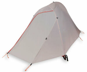 1/2 Person Silicon Coated Double Layer Anti Hard Rain 8000mm Camping Hiking Tent