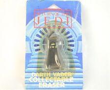 Vintage 80's Return of The Jedi Darth Vader Eraser