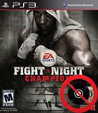 fight night champion para PS3