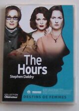 DVD  THE HOURS - Meryl STREEP / Nicole KIDMAN / Julianne MOORE