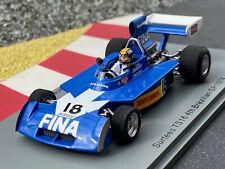 1/43 Surtees Ford TS16 #18 Carlos Pace P4 GP Brasilien 1974 SPARK S9650 OVP